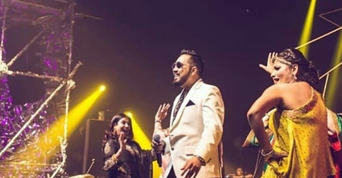 Indian singer Mika Singh arrested in Dubai for alleged sexual misconduct