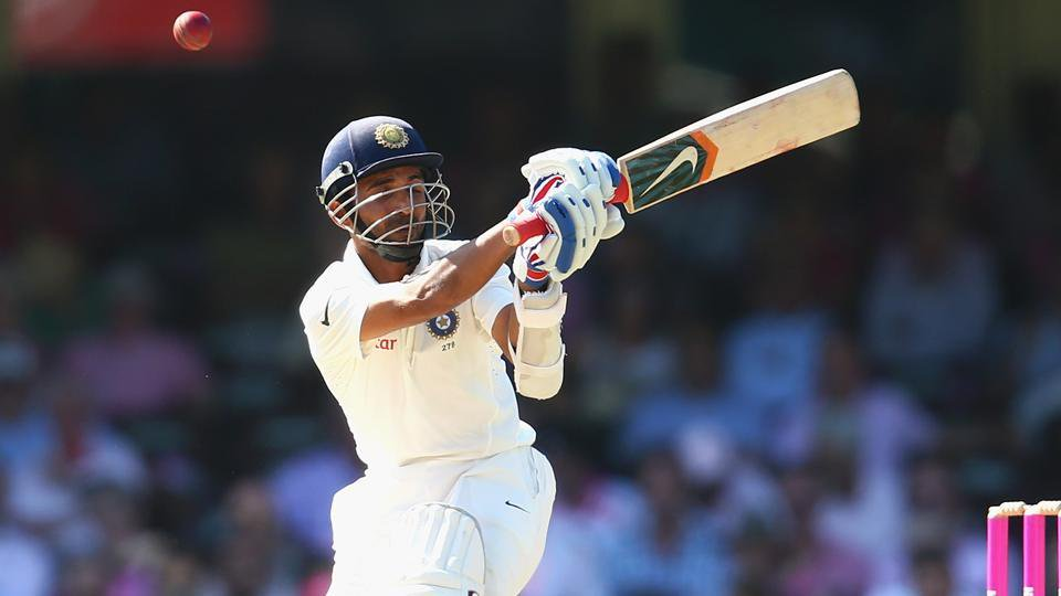 Pujara's hundred puts India in command in third Test against Australia