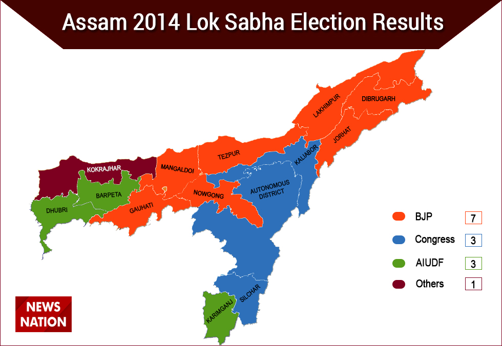 2019 Lok Sabha Election Analysis: What happened in Assam in