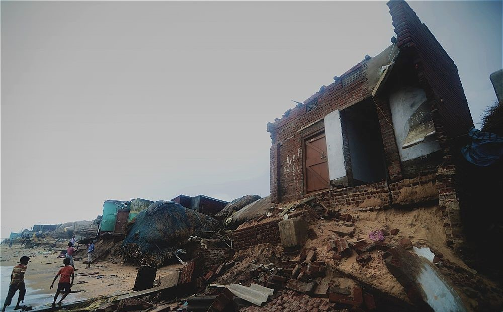 In the eye of the storm: As Cyclone Fani approaches Odisha