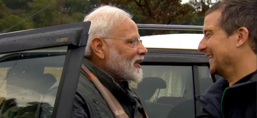 Man vs Wild': PM Narendra Modi to feature on Bear Grylls
